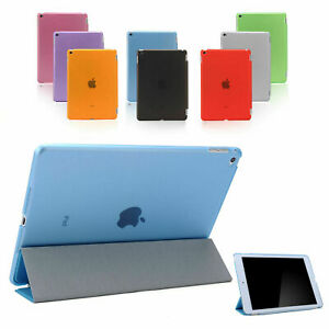 New Smart Stand Leather Magnetic Case Cover For Apple iPad 2/3/4 mini 1,2 Air