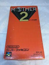 MOTHER 2 Earthbound - Complete super nintendo super famicom import JP NA Seller