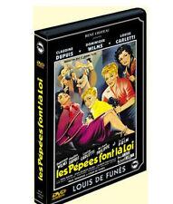 3707 // LES PEPEES FONT LA LOI LOUIS DE FUNES 1955 DVD NEUF