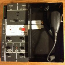 Fire Alarm Voice Evacuation System Diagnostic Center With Astatic Micro 1700 0054