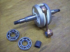Husqvarna K760 Crankshaft - Fits Partner K750 Cutoff Saw - K760 Cut n Break Saw