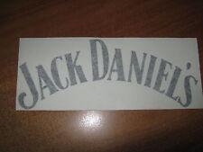 """JACK DANIEL'S - VINYL STICKER - IN """"BLACK"""""""