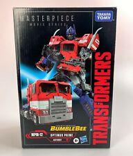 Optimus Prime MPM-12 Transformers Masterpiece Movie Series Figure New NIB