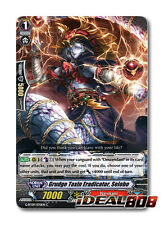 Cardfight Vanguard  x 4 Grudge Toxin Eradicator, Seiobo - G-BT09/070EN - C Pack