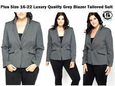 Polyester Button-Down Coats & Jackets for Women