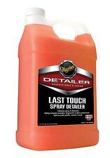 Meguiar's Last Touch Spray Detailer, 1 Gallon, D15501, Shine Gloss Car Auto, New