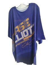 Chase Elliott #9 Napa  s/s alll over print t-shirt NWT adult size 3XL