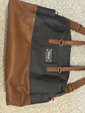 Babymel blue/ brown changing bag **great condition**