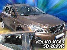 HEKO Windabweiser VOLVO XC60 5türig KOMBI 2008--> 4-teilig - 31236