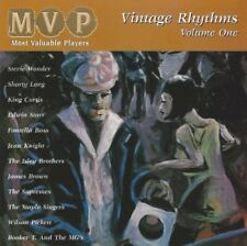 V/A Vintage Rhythms Vol. One 1 - CD, Stevie Wonder, Shorty Long, King Curtis a.m