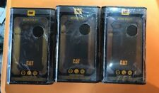 Lot of 4 CAT CATERPILLAR ACTIVE URBAN RUGGED CASE FOR APPLE IPHONE 4/4S