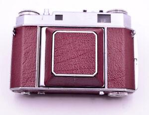 Kodak Retina IIa  - Replacement Cover - Genuine Leather - Angus Texture