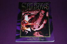 MAGE THE ASCENSION RPG JDR Jeu de Role - The Book of Shadows