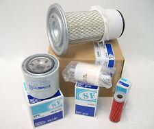 Filter Kit (engine) for Kubota G3200, G4200, G5200, G6200
