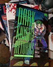 Batman Graphic Novel lot Hardcover