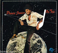 black ovation LP : PRINCE JUNIOR-on top    (hear)