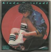 Linda Ronstadt - Alison Limited edition 7 inch vinyl picture disc vinyl single