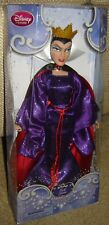 DISNEY STORE DISNEY PRINCESS EVIL QUEEN DOLL,NEW,NEVER REMOVED FROM BOX,RARE!