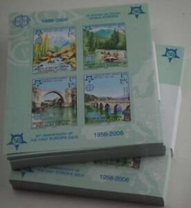 2005 Bo-He Serbische Republik; 200 Blocks Europa ungez, **/MNH, Bl 13 B, ME 7000