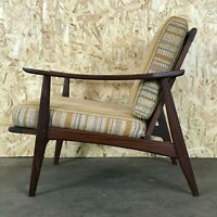 60er 70er Jahre Teak Sessel Easy Chair Loungechair Danish Modern Design Denmark