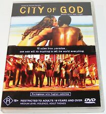 CITY OF GOD---(Dvd)