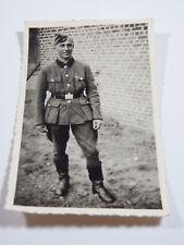 Original Foto Soldat 2.WK in Uniform   #2
