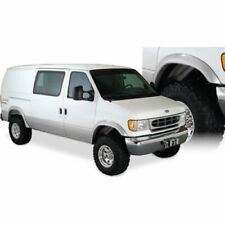 Bushwacker 22003-11 Front Extend-A-Fender Flares For 1992-2014 Ford E-Series Van
