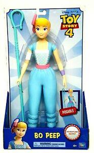 "Bo Peep Toy Story 4 Posable Action Figure 13.5"" Doll Disney Pixar"