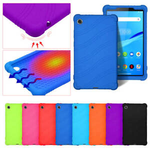 For Lenovo Tab M7 TB-7305F/X/I Tablet Silicone case cover Glass Screen Protector
