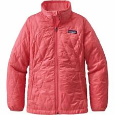 New Patagonia Nano Puff Girl Insulated Indy Pink Size XL Lightweight Jacket