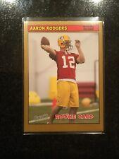 2005 Bazooka Gold Aaron Rodgers Rookie