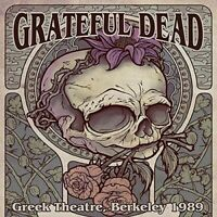 Grateful Dead - Greek Theatre, Berkeley 1989 (4CD Box Set)