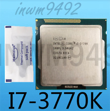 Intel Core i7-3770K 3.5GHz Quad-Core (BX80637I73770K) Processor