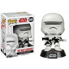 Funko Pop Vinyl Star Wars The Last Jedi - First Order Flametrooper No 68