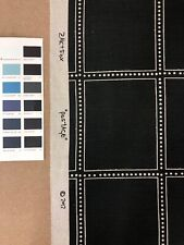 ZAK + FOX / POSTAGE / Fabric Curtains Upholsterery 4.8 Meters (G292)
