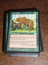 MTG Magic the Gathering OURS TIGRES Weatherlight FR RARE NEW