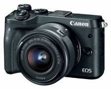 SALE! CANON EOS M6 EF-M15-45 IS STM KIT -  Urbangiz