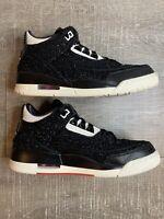 Nike Air Jordan 3 Retro SE Awok NRG Vogue Black/Sail [BQ3195-001] Women's Size 8