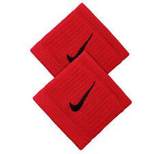 Nike Swoosh SINGOLO Larghezza Braccialetti-VARSITY Rosso-GRATIS P/&P