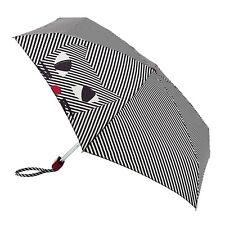 Paraguas plegable Lulu Guinness Pequeño-Kooky Gato