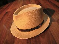 Mayser Troy Gr. 56  -  Strohut Panama Trilby