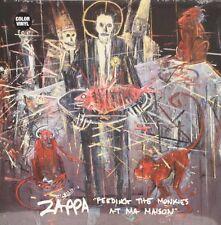 Feeding The Monkies At Ma Maison  FRANK ZAPPA Vinyl Record