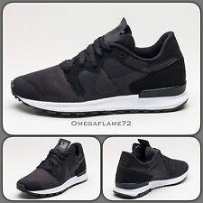Nike Berwuda Nero 555305-004 Air UK 8.5, UE 43, US 9.5 Waffle Internationalist