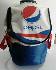 PEPSI INSULATED ROLLING COOLER