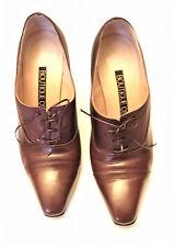 BOUTIQUE OSAKI Copper and brown women's shoe size 22.5 japan US 6.5