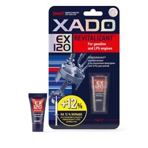 XADO EX120 Revitalizant for Gasoline Petrol LPG engine 9 ml