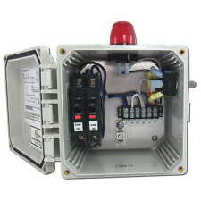 SPI/BIO Pump Control Panel with High Water Alarm (Model 50B010 HWAP)