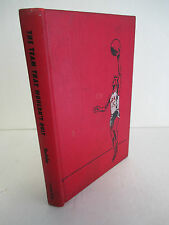 THE TEAM THAT WOULDN'T QUIT by William MacKellar, 1956 1st Ed, Basketball Story