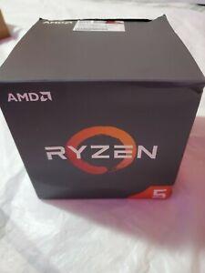 AMD Ryzen 5 2600 - Processor Cooling Fan ONLY, BRAND NEW, p/n: 712-000046 Rev: B