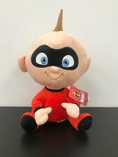 NEW! Official Disney Pixar The Incredibles Jack Jack Plush Toy Pillow Buddy 15""